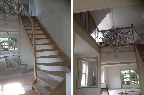 Goedkope houten trappen fabulous goedkope houten trappen for Goedkope trappenmaker